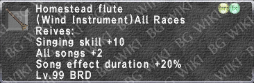 Homestead Flute description.png