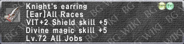 Knight's Earring description.png