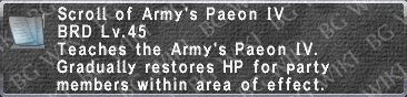 Army's Paeon IV (Scroll) description.png