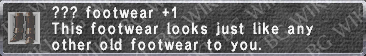 ??? Footwear +1 description.png