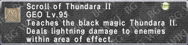 Thundara II (Scroll) description.png
