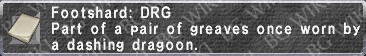 Footshard- DRG description.png