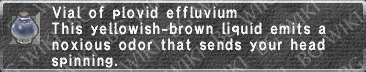 Plovid Effluvium description.png