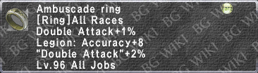 Ambuscade Ring description.png