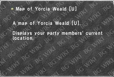Map of Yorcia Weald (U)