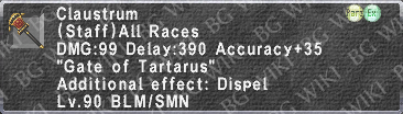 Claustrum (Level 90) description.png