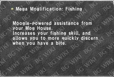 Mega Moglification: Fishing