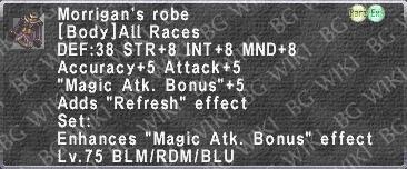 Morrigan's Robe description.png