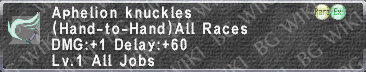 Aphelion Knuckles description.png
