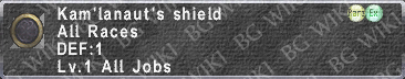 Kam'lanaut's Shield description.png