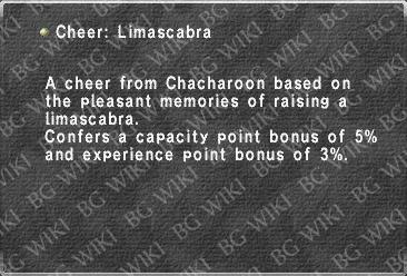 Cheer: Limascabra