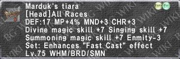 Marduk's Tiara description.png