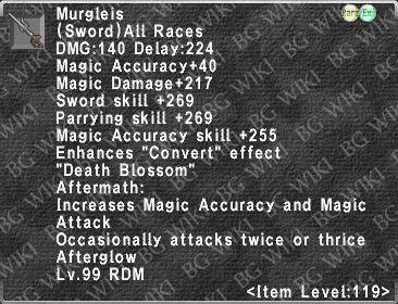 Murgleis (Level 119 III) description.png
