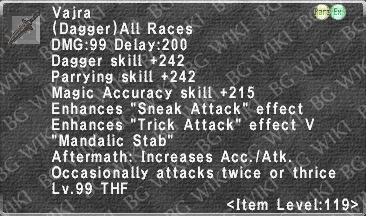 Vajra (Level 119) description.png