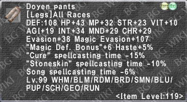 Doyen Pants description.png