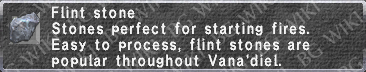 Flint Stone description.png