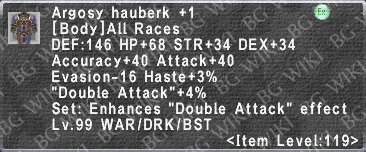 Argosy Hauberk +1 description.png