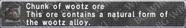 Wootz Ore description.png