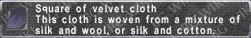Velvet Cloth description.png