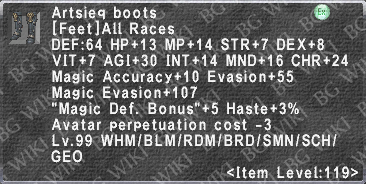 Artsieq Boots description.png