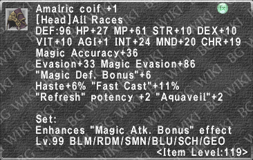 Amalric Coif +1 description.png