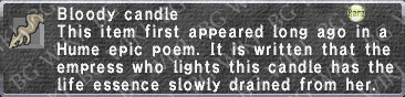 Bloody Candle description.png