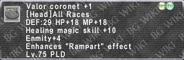 Vlr. Coronet +1 description.png