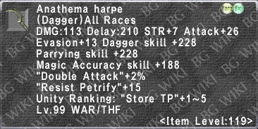 Anathema Harpe description.png