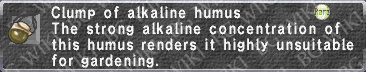 Alkaline Humus description.png