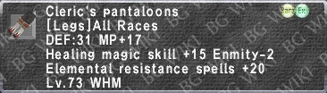 Cleric's Pantaln. description.png
