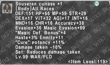 Souv. Cuirass +1 description.png