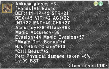 Ankusa Gloves +3 description.png