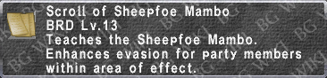 Sheepfoe Mambo (Scroll) description.png