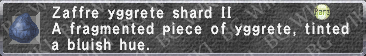 Z. Ygg. Shard II description.png