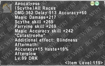Apocalypse (Level 119 III) description.png