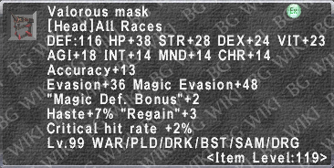 Valorous Mask description.png