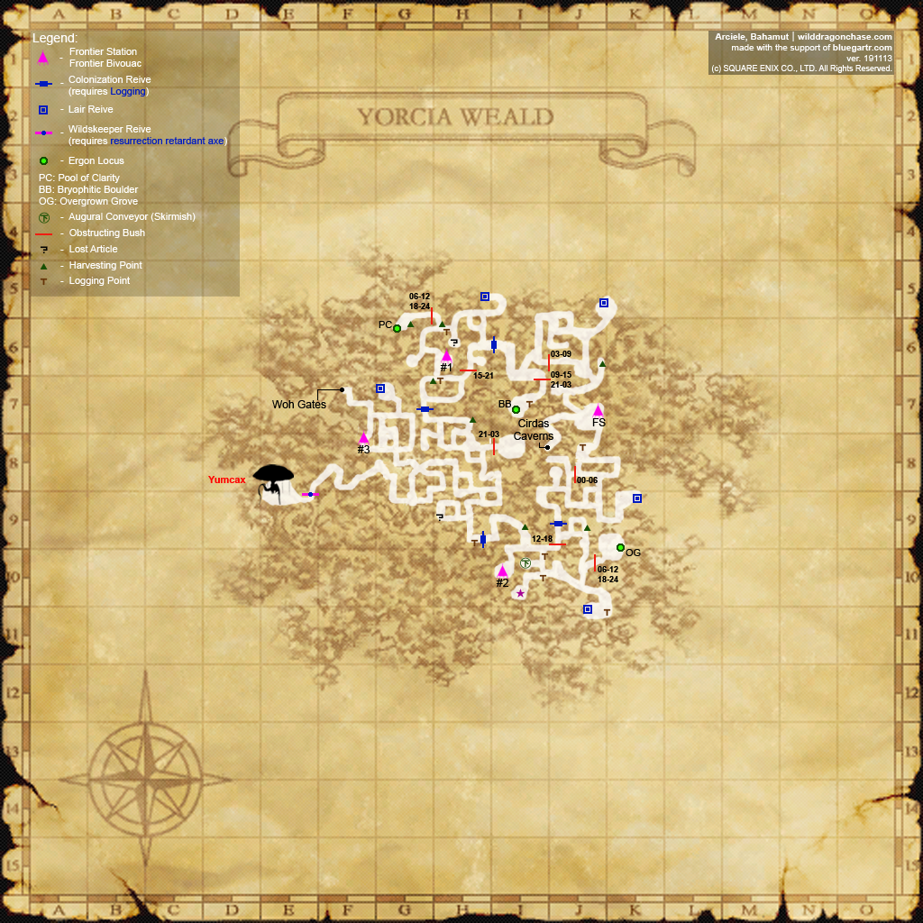 Yorcia Marked Map.png