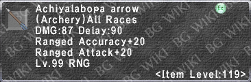 Achiyal. Arrow description.png