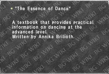 """The Essence of Dance"""