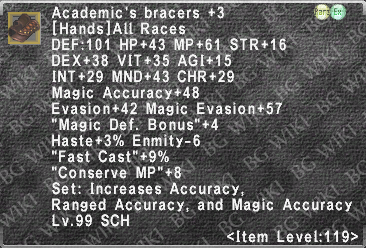 Acad. Bracers +3 description.png