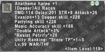 Anathema Harpe +1 description.png