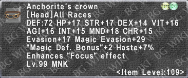 Anchorite's Crown description.png