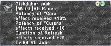 Gishdubar Sash description.png