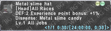 Metal Slime Hat description.png