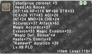 Cab. Coronet +3 description.png