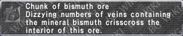 Bismuth Ore description.png