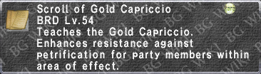 Gold Capriccio (Scroll) description.png