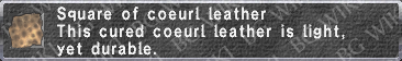 Coeurl Leather description.png