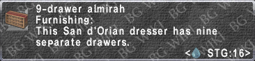 9-Drawer Almirah description.png