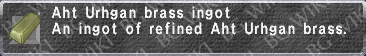 A.U. Brass Ingot description.png